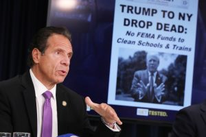 New York Gov. Andrew Cuomo updates the public as state rolls out Covid vaccines