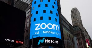 Zoom Executive Accused of Disrupting Calls at China's Behest