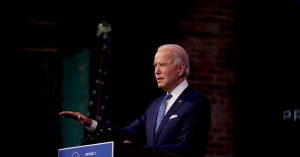 Biden, Calling Covid Relief Bill a 'Down Payment,' Urges More Relief
