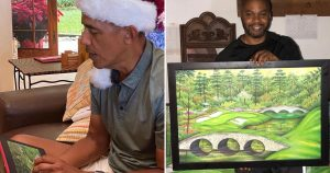 What Did Michelle Obama Get Barack For Christmas 2020?
