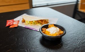 Taco Bell brings back potatoes and will test Beyond Meat menu item