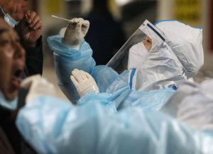China's Covid outbreak still not at a turning point: Hospital director