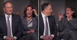 Kamala Harris, Douglas Emhoff on CBS Sunday Morning | Video