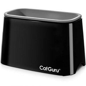 best cat litter scoop holder - CatGuru Premium Cat Litter Scoop Holder, Scooper Caddy