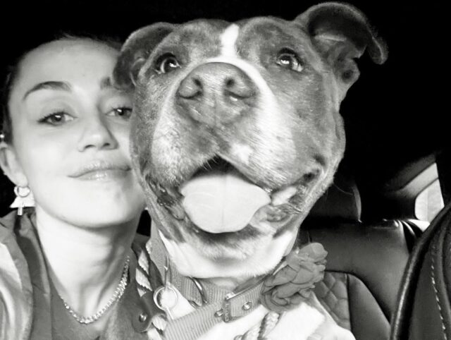 miley-cyrus-says-late-pit-bull-blessed-her-with-another-rescue-dog