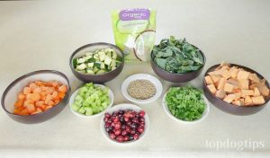 homemade dog food for joint pain