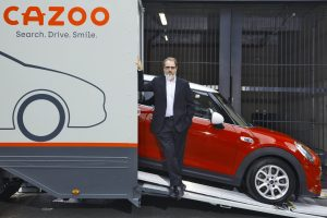 British used car dealer Cazoo is going public in the US via SPAC