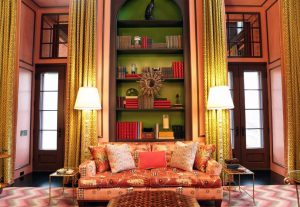 Beth Buccini's Home Exhibits a Playful Mix of Texture, Pattern + Color