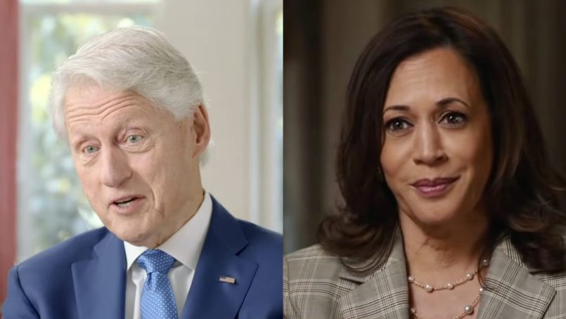 vp-kamala-harris-and-bill-clinton-to-co-host-female-empowerment-discussion-at-clinton-foundation-event