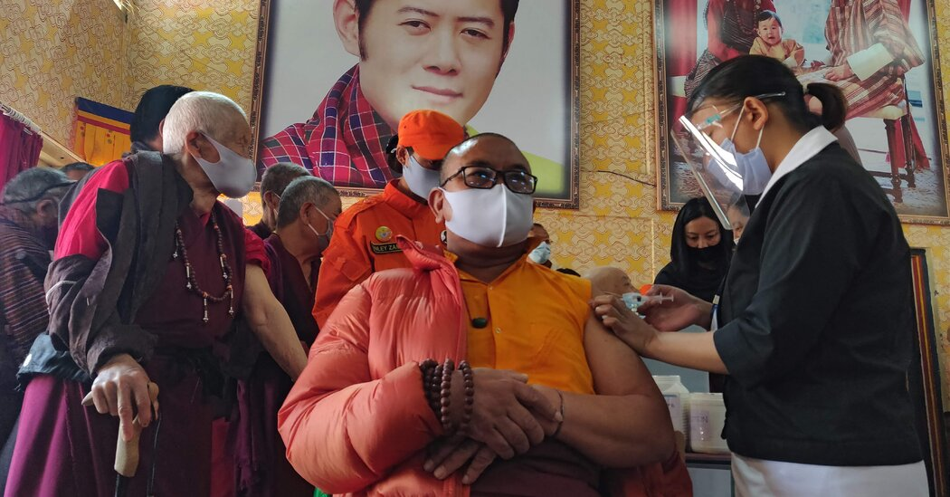 how-bhutan-out-vaccinated-most-of-the-world
