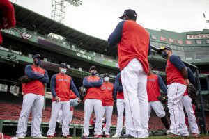 Red Sox chairman hopes Covid game cancellations will be a 'rare event'