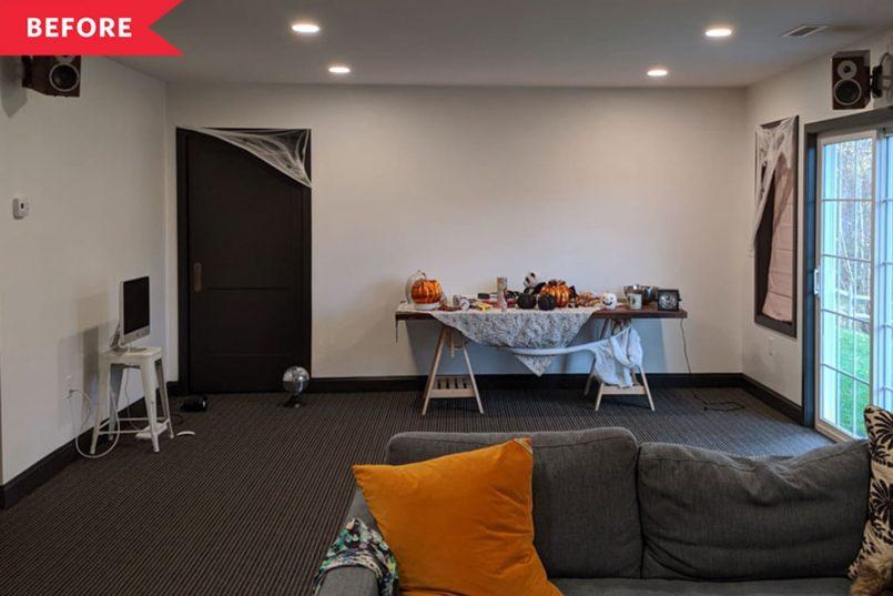 finished-basement-redo-red-and-wood-basement-redo