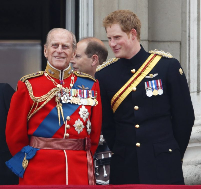 prince-harry-released-a-touching-message-to-prince-philip