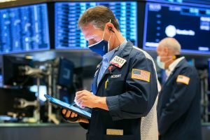 Stock futures rise slightly ahead of first trading day of May
