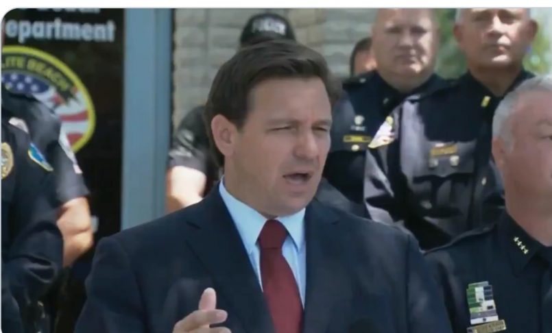 desantis-supports-cops-in-best-way-ever-and-simultaneously-trolls-blm