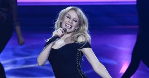 """Listen to Kylie Minogue Cover Lady Gaga's """"Marry the Night"""""""