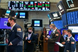 Stock futures point to opening declines as the S&P 500 sits inches from a record