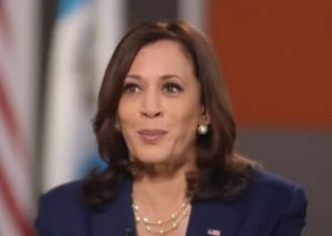 """Watch: Kamala Gives Snarky Response To Border Question: """"And I Haven't Been To Europe"""""""