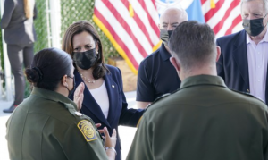 VP Kamala Harris's Travel Officials Are Quitting - Harris Gets Called Out For Going To El Paso Rather Than Another Immigration Facility Location