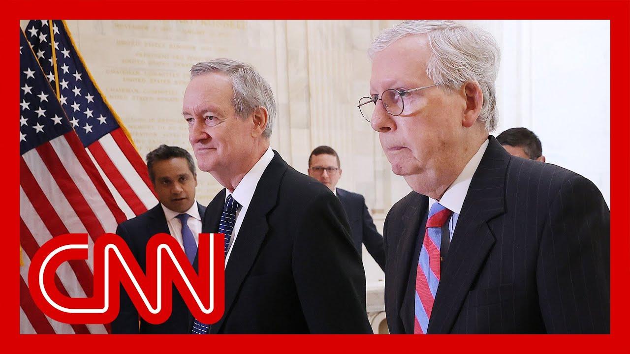 mcconnell-pressures-senators-to-vote-against-capitol-riot-commission
