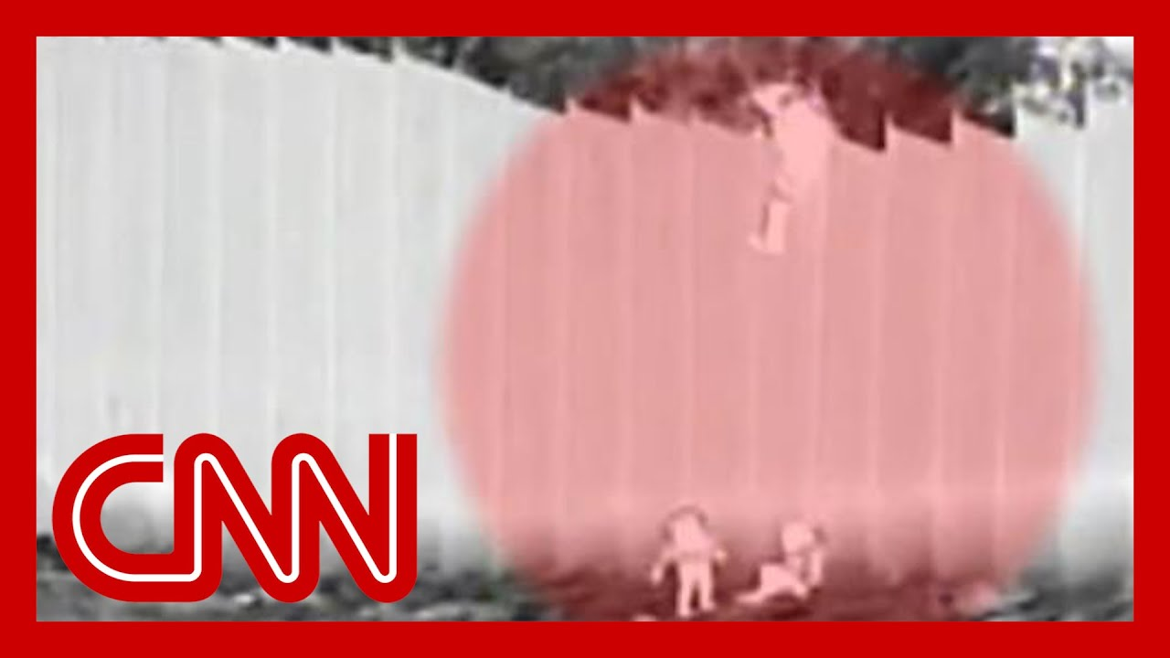 border-patrol-video-shows-two-children-dropped-over-border-wall