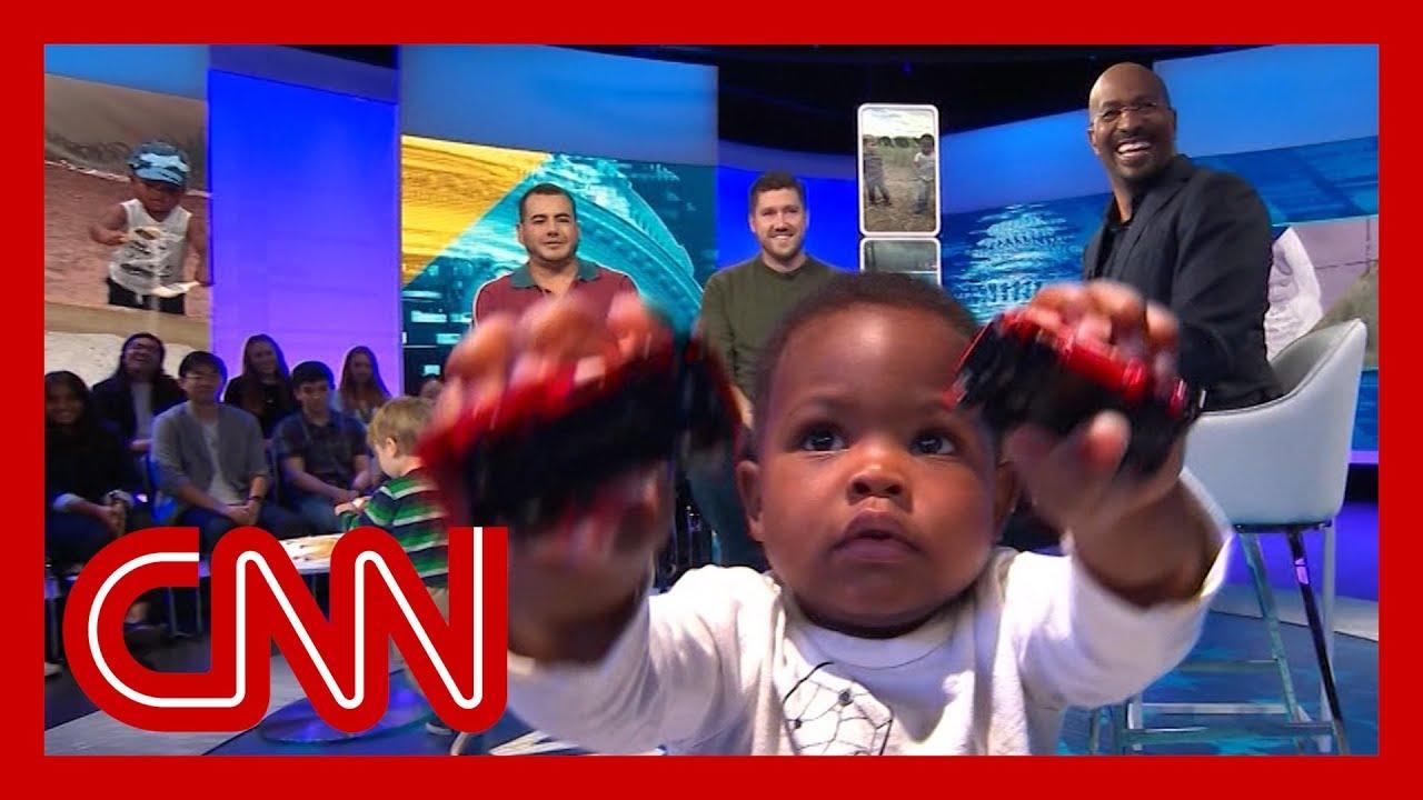 cnns-van-jones-meets-viral-hugging-toddlers