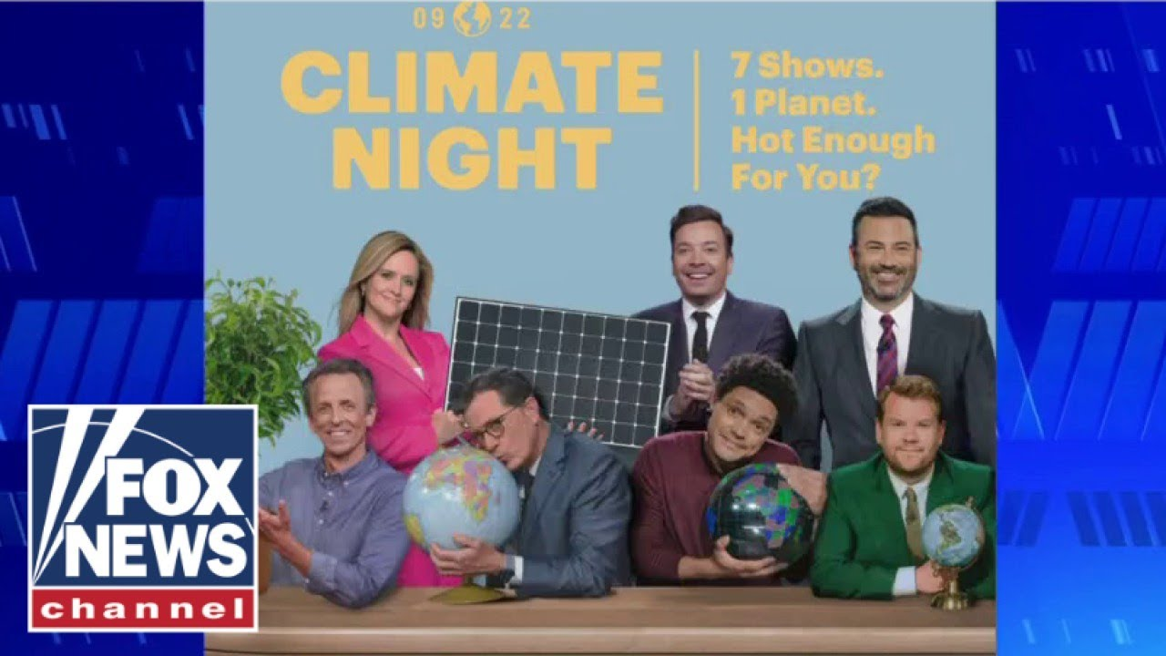 the-five-calls-out-late-night-hosts-lecturing-about-climate-change